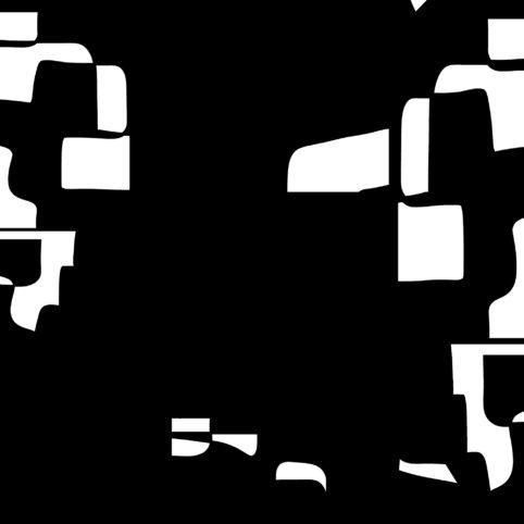 Pristowscheg.Nivuro precolombino.Perspectivas cromáticas.Abstract Art.Digital Art.Psicopompos. 91x91 cm | 36x36 in