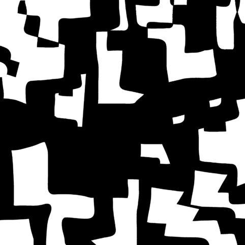 Pristowscheg.Nivuro precolombino.Perspectivas cromáticas.Abstract Art.Digital Art.Diablada. 91x91 cm | 36x36 in