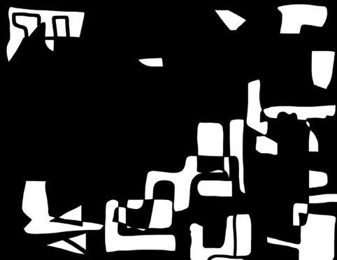 Pristowscheg.Nivuro precolombino.Perspectivas cromáticas.Abstract Art.Digital Art.Visión olmeca. 91x127 cm | 36x50 in