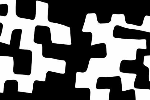 Pristowscheg.Nivuro precolombino.Perspectivas cromáticas.Abstract Art.Digital Art.Oposición. 76x114 cm | 30x45 in