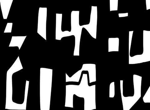 Pristowscheg.Nivuro precolombino.Perspectivas cromáticas.Abstract Art.Digital Art.INSCRIPCIÓN #3. 71x96 cm | 28x38 in