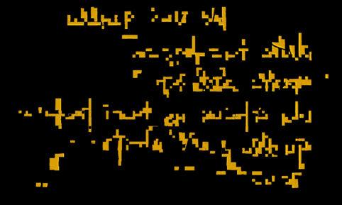 Pristowscheg.La estética de la palabra.Perspectivas cromáticas.Abstract Art.Digital Art.POESÍA. 76x127 cm | 30x50 in
