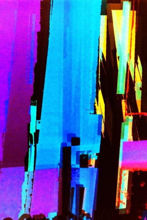 Pristowscheg.Capítulo IV.Perspectivas cromáticas.Abstract Art. Digital Art.Hommage a Kupka. 114x76 cm | 45x30 in