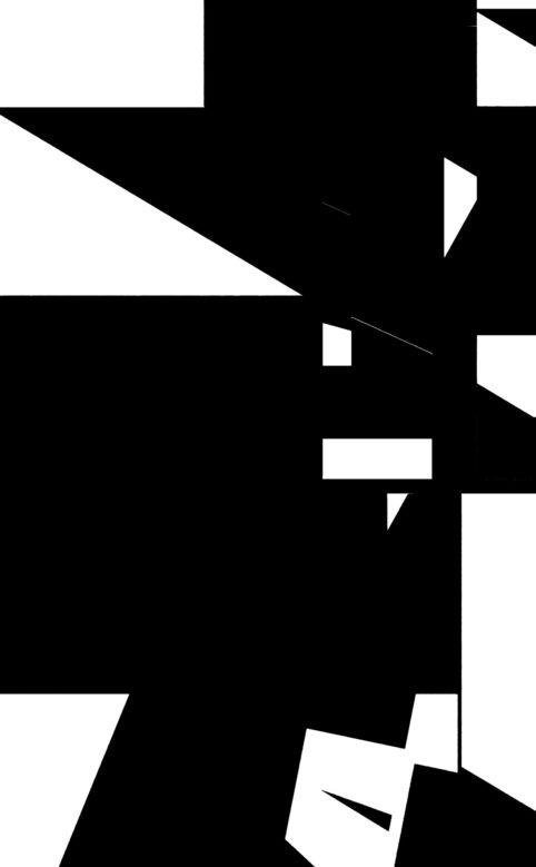 Pristowscheg.The Break.Perspectivas cromáticas.Abstract Art. Digital Art.Mister Black. 106x66 cm | 42x26 in