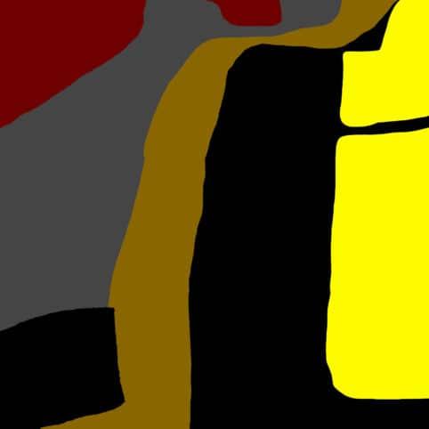 Pristowscheg. Digital Art. Abstract Art. Brumadinho 75x75 cm | 30x30 in