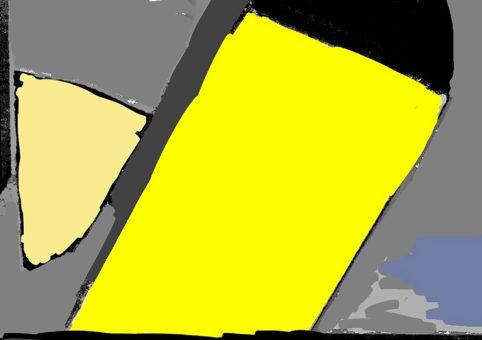 Pristowscheg. Digital Art. Abstract Art. Sin título 60x86 cm |  24x34 in