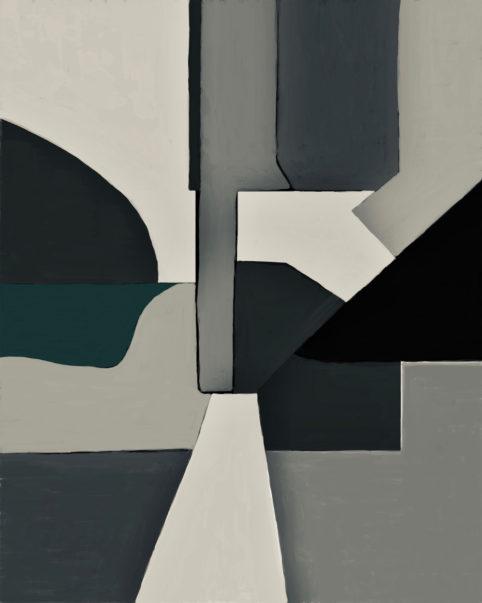 Pristowscheg. Digital Art. Abstract Art. Routitt 75x60 cm | 30x24 in