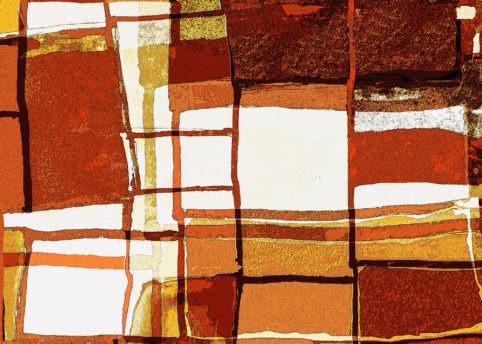 Pristowscheg. Digital Art. Abstract Art. Acuarela psicodélica 76x107 cm | 30x42 in