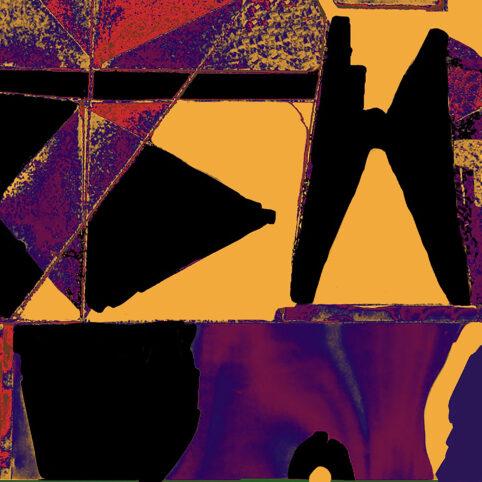 Pristowscheg. Digital Art. Abstract Art. ABSTRACTA 100x100 cm | 40x40 in