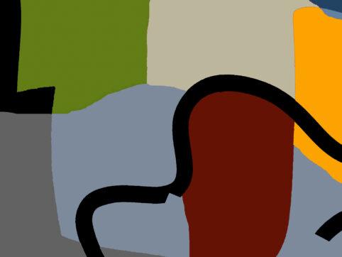 Pristowscheg. Digital Art. Abstract Art. DETALLE 75x100 cm | 30x40 in