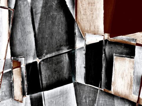 Pristowscheg. Digital Art. Abstract Art. ESPACIO ESCÉNICO 75x100 cm | 30x40 in