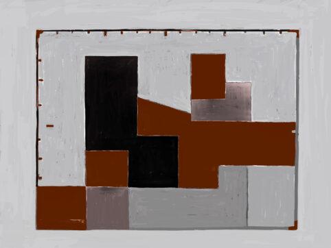 Pristowscheg. Digital Art. Abstract Art. IDEA LIMANSKAYA 75x100 cm | 30x40 in